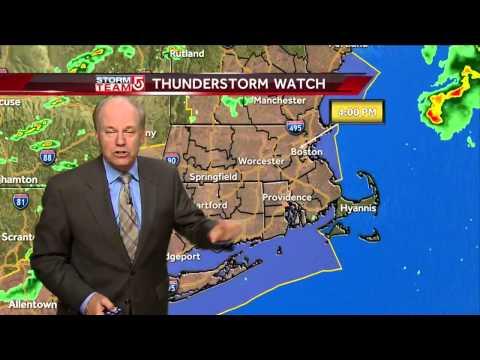 Harvey's 3 p.m. weather update