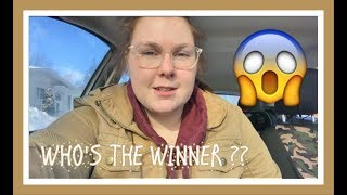 VLOG (24/01/18) // COMMI COUTEUSE & TIRAGE !