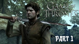 ТЁМНЫЕ ВРЕМЕНА| Game of Thrones: A Telltale Games Series#1