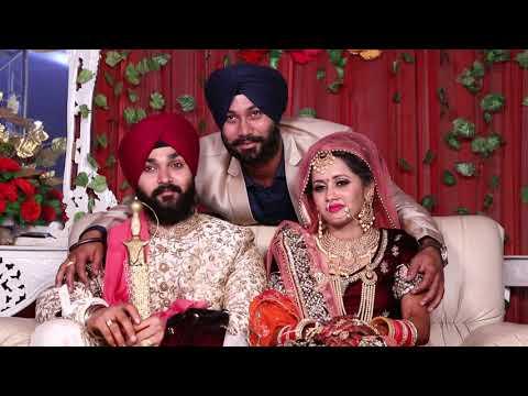harleen & yashpal wedding moments