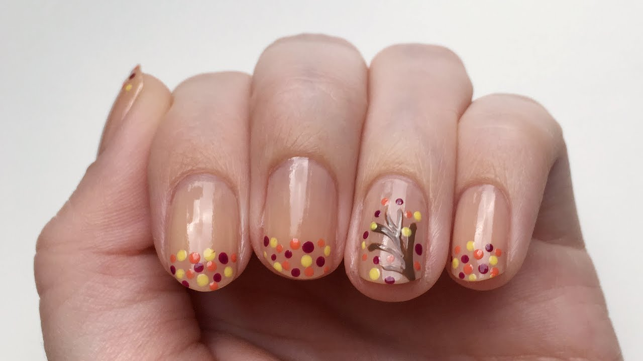 Cute Fall Nails Nails T Ngel Herbst Ngel Und Nageldesign