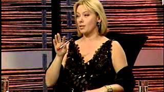 И.Ургант и К.Собчак в передаче Модный приговор 2007