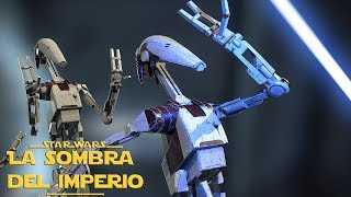 13 Grandes Defectos de los Droides de Batalla Separatistas – Star Wars Canon –