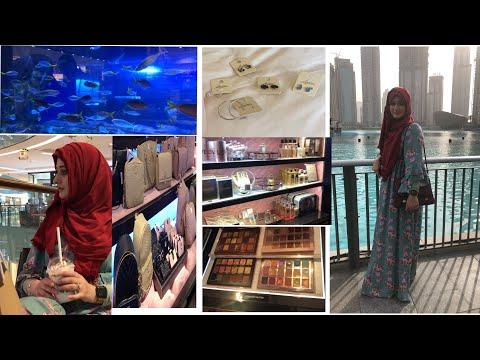 Dubai Mall | Dubai | Burj khalifa | Dubai Mall Tour 2021 | Shopping Haul | Iram Ahmed