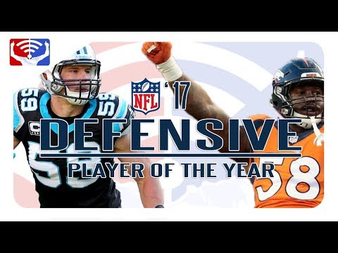 DEFENSIVE PLAYER OF THE YEAR | NFL '17