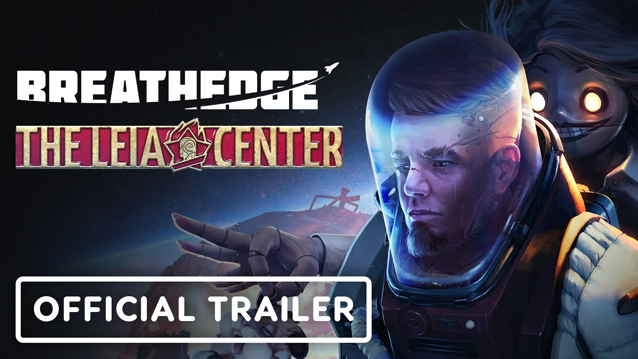 Breathedge: The Leia Center Free Update Out Now on PC