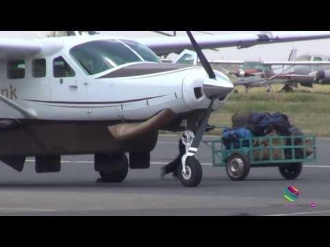 Safarilink Flight, Nairobi To Kilimanjaro, Africa