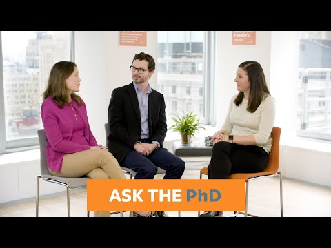 Ask the PhD: Big Data, Better Answers