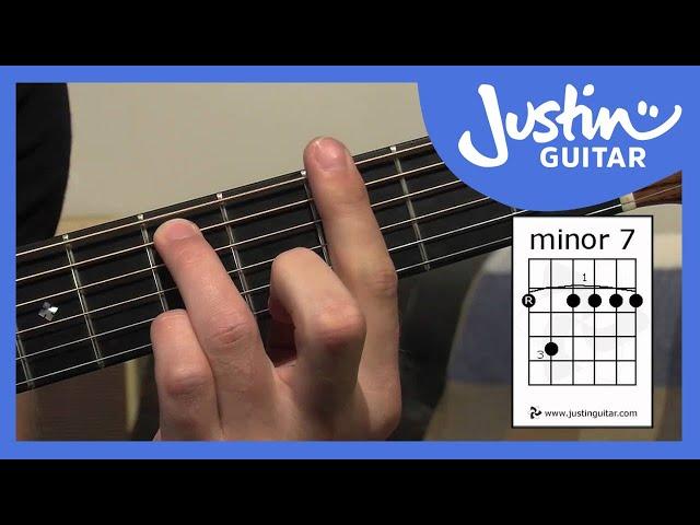 One Minute Changes (F2) | JustinGuitar.com