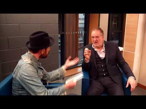 Paul Davey Interviews Alan Austin Smith, The Man Behind The Fantastic Hairdresser