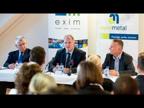 Mongóliába exportált egy magyar cég az Eximbank segítségével
