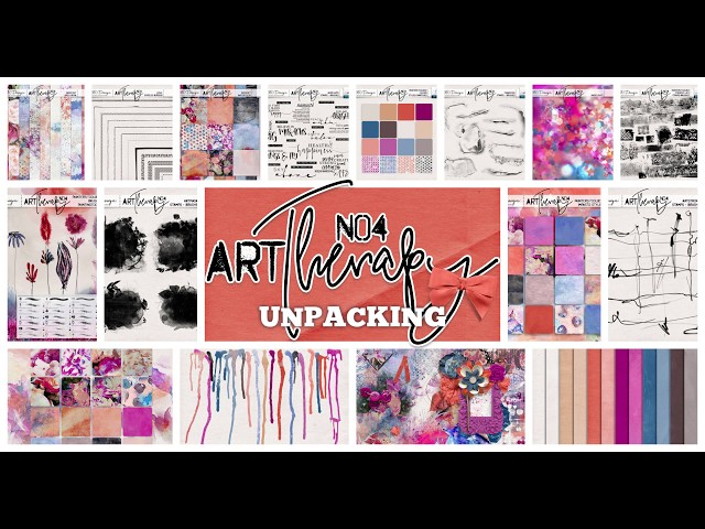artTherapy No4 - UNPACKING -by NBK-Design