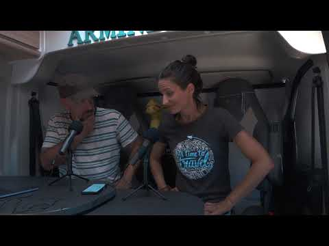 Islandia & Vanessa de Viajeros Callejeros - Hola, Mundo vpodcast 1x2
