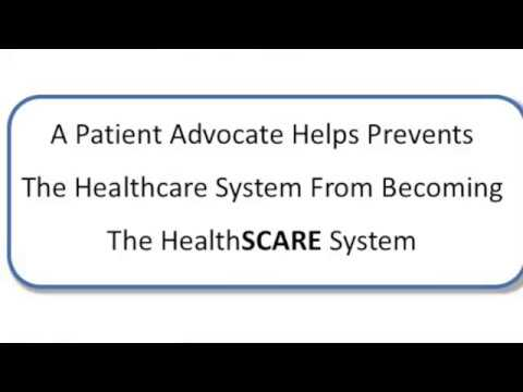 What Does A Healthcare/Patient Advocate Do?