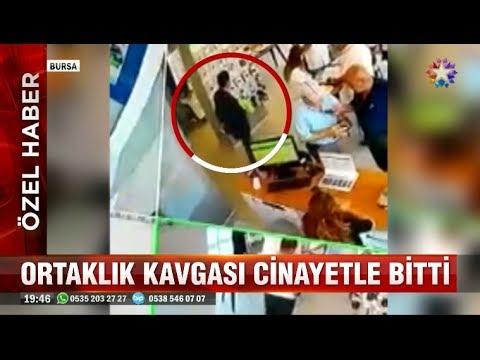 Bursa'da Alacak Verecek Meselesi Cinayetle Sonuçlandı - Star Haber