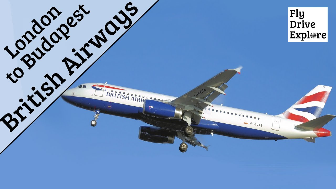 British Airways Flight Review - London to Budapest - Airbus A320