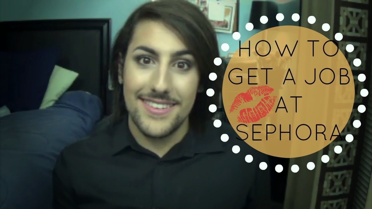 HOW I GOT A JOB AT SEPHORA!!! Interview / Hiring Process! - YouTube