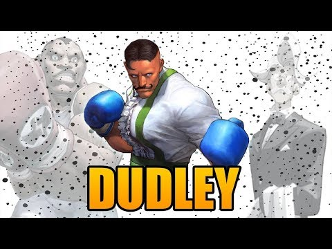 ¿QUIEN ES DUDLEY? - HISTORIA Y COMICS | STREET FIGHTER ⭐️
