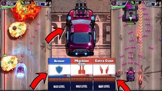 Fastlane Road to Revenge - Samba Car Fully Upgraded