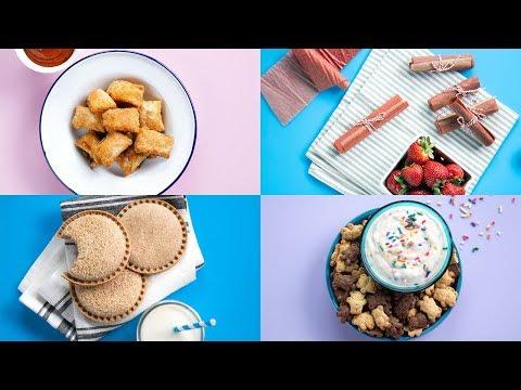 Dorm Friendly Meals + Quick Snack Recipes