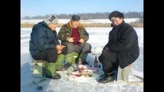 Зимняя рыбалка г.Староконстантинов