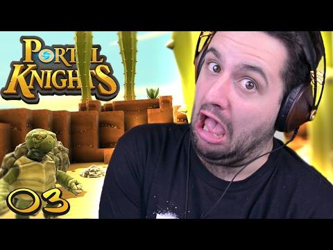 TRUMP! | Portal Knights 03