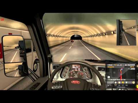 "American Truck Simulator  Career Mode  ""pay off the loan"""
