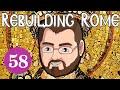 Rebuilding Rome [Part 58] Wayward Castilians - Byzantium - Let's Play Europa Universalis 4