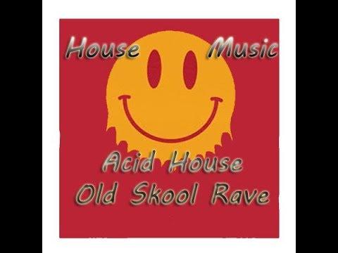 DJ-LadyP Beats Acid HOUSE 1988-89