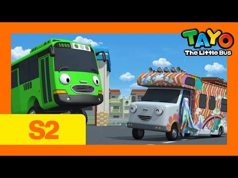 Tayo Rogi's Special Guest l Tayo S2 E11 l Tayo the Little Bus