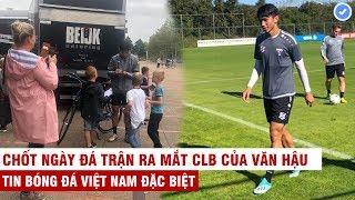 VN Sports (đặc biệt): Fan Hà Lan xin chữ ký Văn Hậu không ngớt & ngày đá trận ra mắt CLB của Văn Hậu