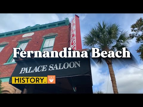Florida's Oldest Bar And Florida's Oldest Inn Are In Fernandina Beach | ChadGallivanter