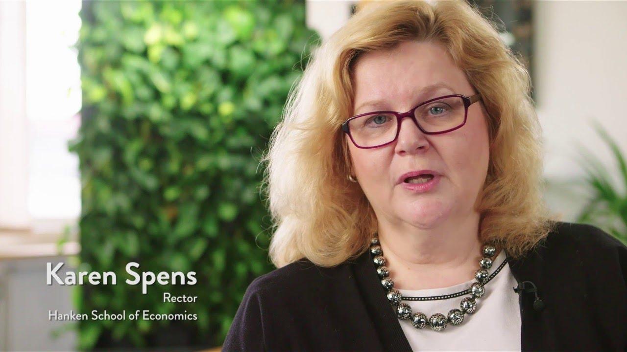 Customer Reference - Hanken School of Economics - YouTube