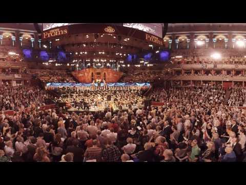 BBC Last Night of the Proms: Rule, Britannia in 360