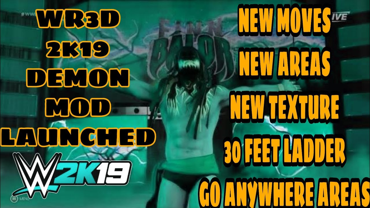 WR3D 2K19] NEW DEMON MOD LAUNCHED DOWNLOAD FAST - Видео онлайн