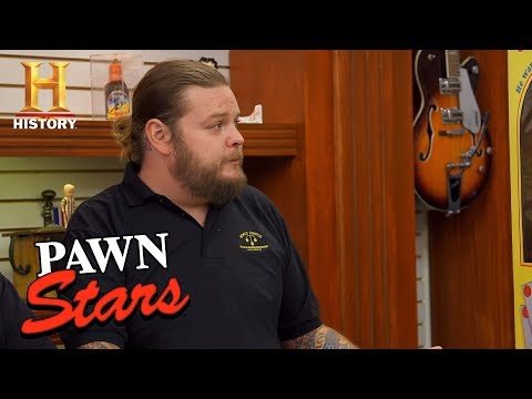 Pawn Stars: Childs Play Chucky Toy Prop Season 15  History