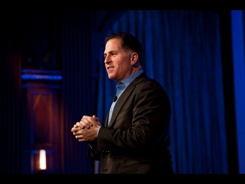 Michael Dell: Lessons For Entrepreneurial Success