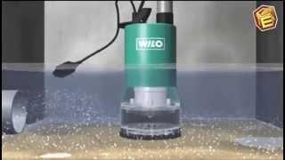 Дренажный насос WILO - демонстрация работы. Купить насосы WILO в Челябинске(Компания СТЕК с 1996 г. занимается продажей, пуско-наладкой, монтажом, обслуживанием и гарантийный ремонтом..., 2014-09-06T12:34:37.000Z)