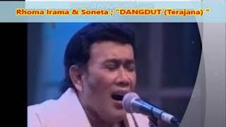 Gambar cover Rhoma Irama -- DANGDUT (Terajana) -- Konser Soneta 2007  --   0,95