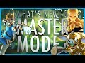WHAT'S CHANGED IN MASTER MODE? | The Legend of Zelda: Breath of the Wild DLC Pack 1