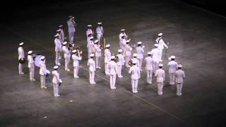 2011 Sweden International Tattoo 10 The Band of the Royal Swedish Navy