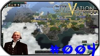 Civilization 5 ★ Amerika gründet den Protestantismus ★ Lets Battle Civilization 5 #004