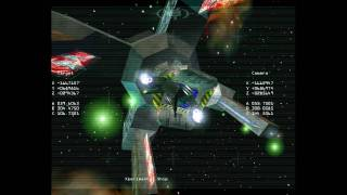 X - Beyond the frontier gameplay