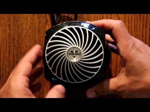 Unboxing Vornado Flippi Personal Circulator/Fan