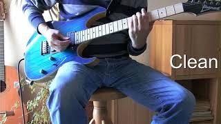 Ibanez RG421AHM-BMT Soundcheck