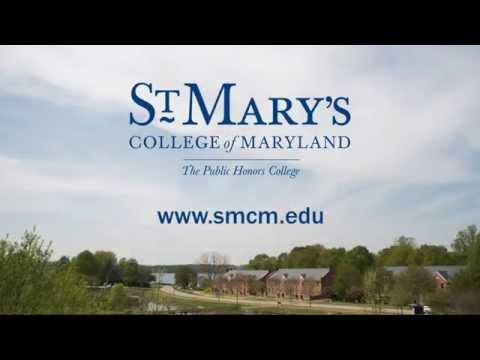 Discover St. Mary's College of Maryland