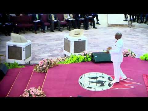 Bishop David Oyedepo - SUPERNATURAL TURNAROUND BANQUET - Sun 27th Nov 2016 Podcast