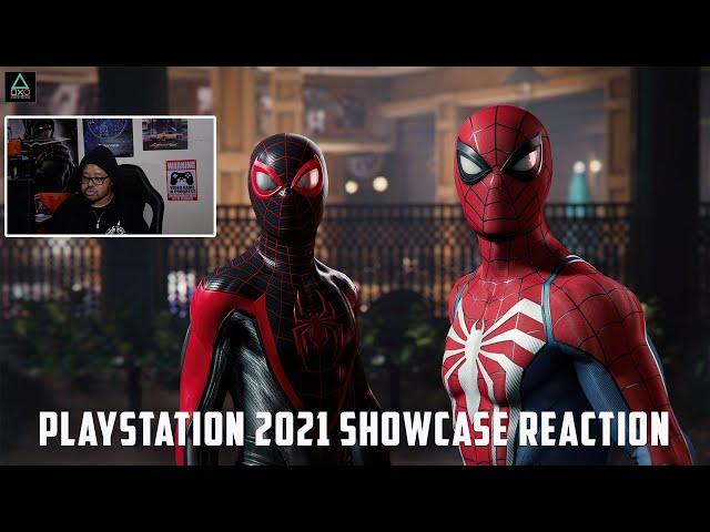 PlayStation 2021 Showcase Reaction