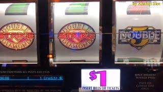 Lucky Winner Part 2 - Double STRIKE $1 Slot Machine @ Pechanga Resort & Casino, 赤富士スロット, 勝負師