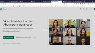 Tutorial Google Meet para estudiantes